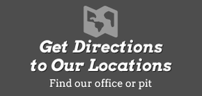 Get Directions to Our Locations